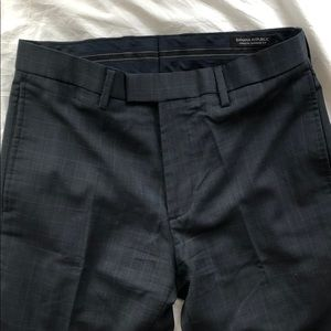 Men's Banana Republic Monogram Trousers